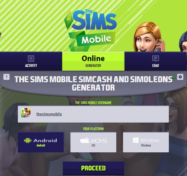 the sims mobile apk mod unlimited money